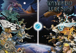 Wayward Legends no. 1 (2020 Series)