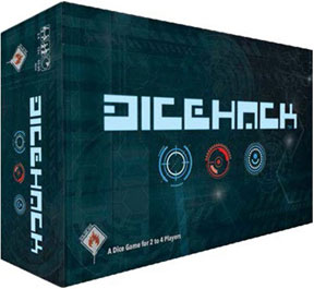 Dicehack Board Game