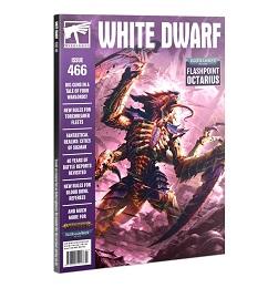 White Dwarf Magazine: July 2021 (Issue 466)
