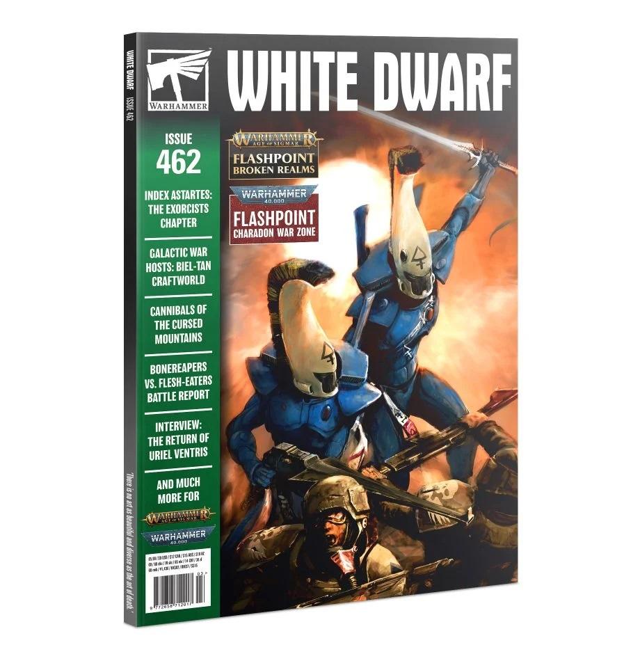 White Dwarf Magazine: March 2021 (Issue 462)