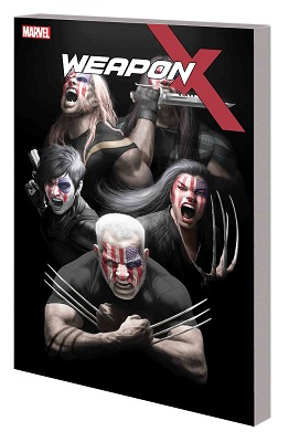 Weapon X: Volume 3: Modern Warfare TP