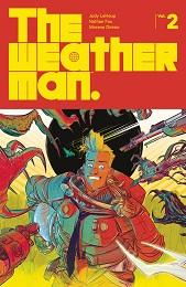 Weatherman Volume 2 TP (MR)