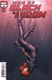 Web of Black Widow no. 3 (3 of 5) (2019 series)