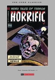 Weird Tales of Terror: Horrific HC