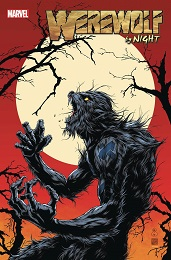 Werewolf by night no. 1 Okazaki Poster