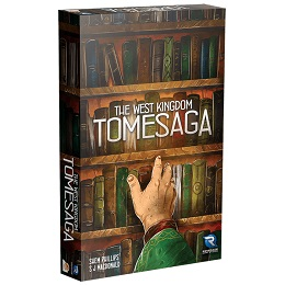 The West Kingdom: Tomesaga Board Game