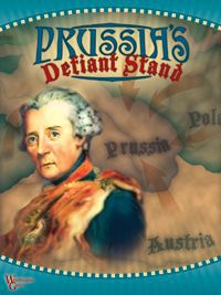 Prussia's Last Stand Board Game