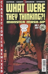 What Were They Thinking?! Monster Mash-Up (2006 Series) Complete Bundle - Used