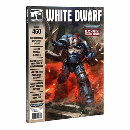 White Dwarf Magazine: January 2021 (Issue 460)