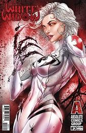 White Widow no. 3 (2019 Series)