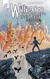 William The Last Shadows of Crown no. 4  (2019 series)