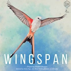 Wingspan Card Game: Second Edition