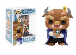 Funko POP: Disney: Beauty and the Beast: Winter Beast