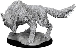 Dungeons and Dragons: Nolzur's Marvelous Unpainted Miniatures Wave 11: Winter Wolf