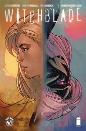 Witchblade no. 16 (2017 Series) (MR)