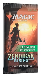 Magic the Gathering: Zendikar Rising: Set Booster Pack
