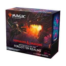 Magic the Gathering: Adventures in the Forgotten Realms Sealed Bundle
