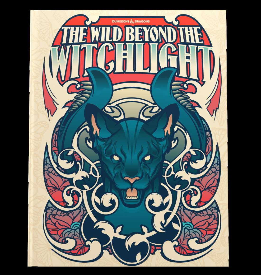 Dungeons and Dragons 5th Ed: The Wild Beyond the Witchlight - A Feywild Adventure (Exclusive Retail Ed) HC