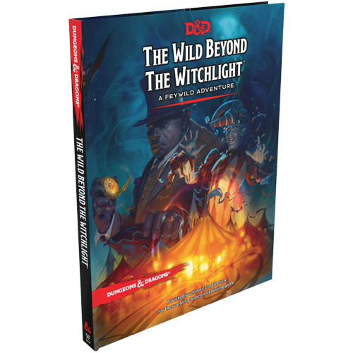 Dungeons and Dragons 5th Ed: The Wild Beyond the Witchlight - A Feywild Adventure (Standard Ed) HC
