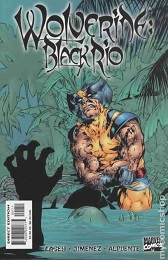 Wolverine: Black Rio (1998) One-Shot - Used