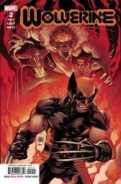Wolverine DX no. 2 (2020 Series)