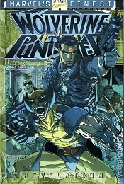 Wolverine Punisher Revelation GN -Used