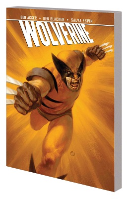 Wolverine: Savage Origins TP