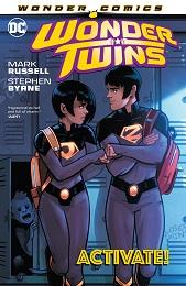 Wonder Twins: Activate Volume 1