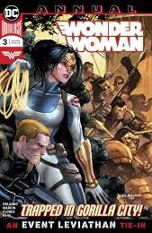 Wonder Woman Annual no. 3 (2016 Series)