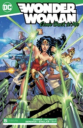Wonder Woman: Come Back to Me no. 5 (2019 Series)