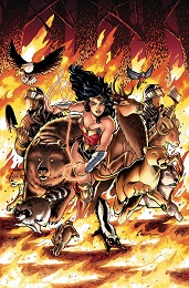 Wonder Woman Come Back To Me TP