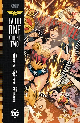 Wonder Woman: Earth one: Volume 2 HC