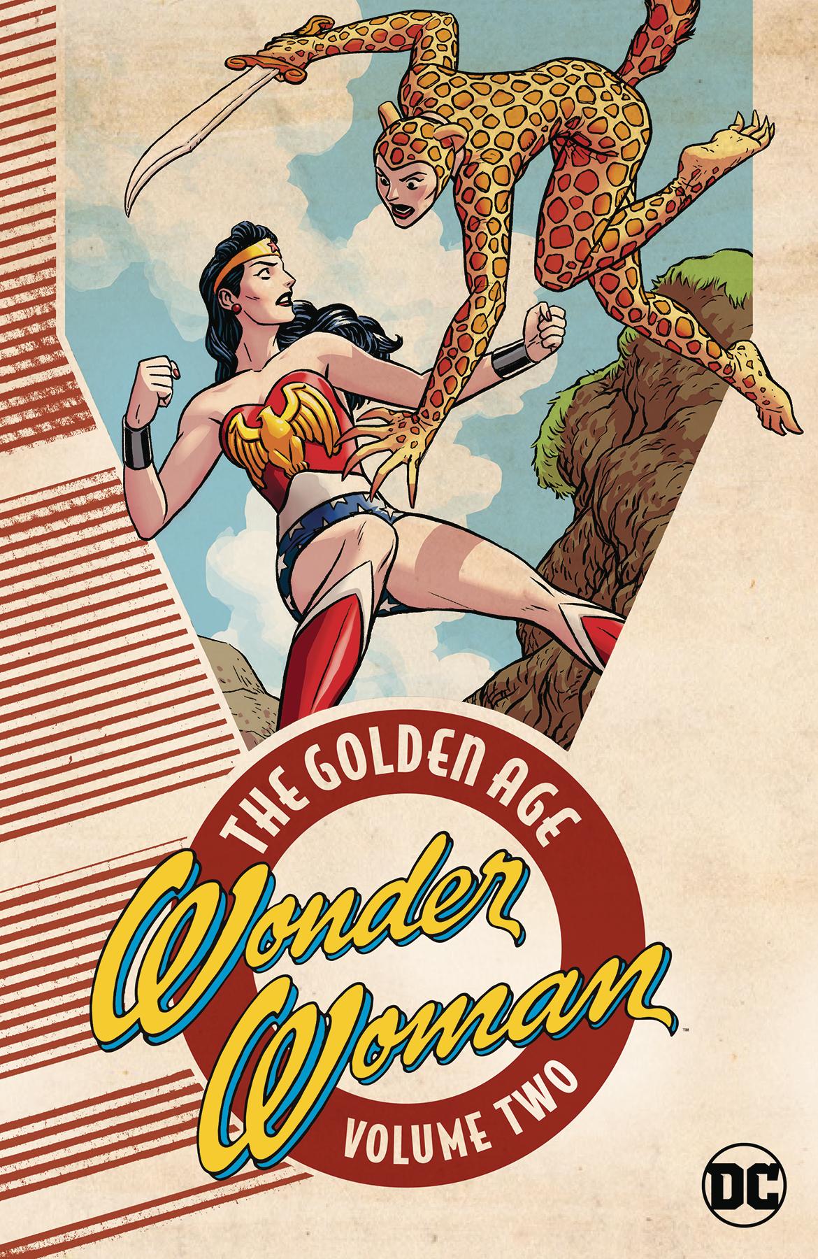 Wonder Woman: The Golden Age: Volume 2 TP