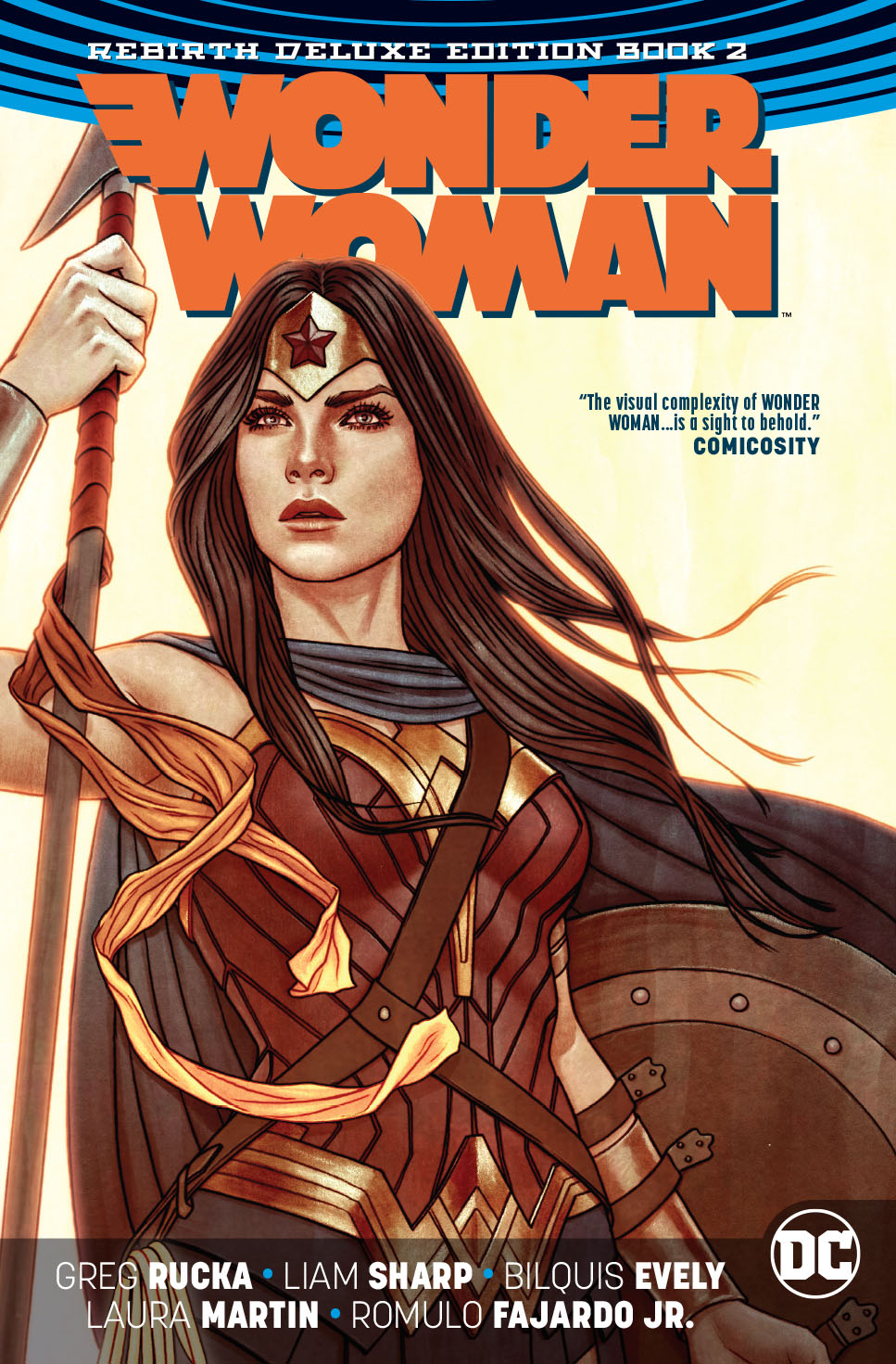 Wonder Woman: Volume 2 HC (Rebirth)