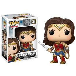 Funko POP: Movies: Justice League: Wonder Woman