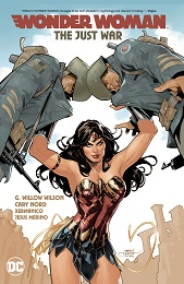 Wonder Woman: The Just War Volume 1 TP