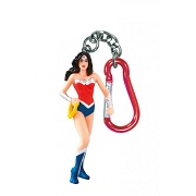 PVC Figure Keyring: Wonder Woman