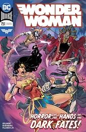 Wonder Woman no. 751 (2016 Series)