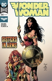 Wonder Woman no. 754 (2016 Series)