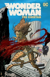 Wonder Woman: The Cheetah TP