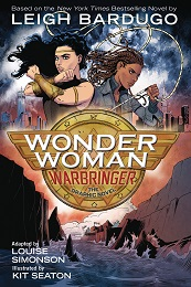 Wonder Woman: Warbringer TP