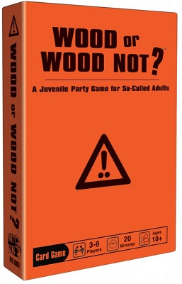 Wood or Wood Not Card Game