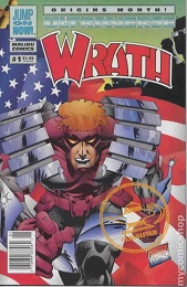 Wrath (1994 Series) Complete Bundle - Used