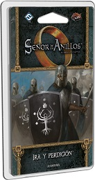 Lord of the Rings LCG: Wrath and Ruin Adventure Pack
