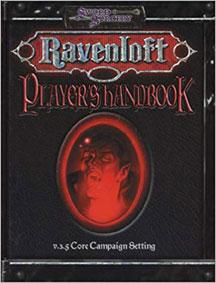 Ravenloft: Player's Handbook HC - USED