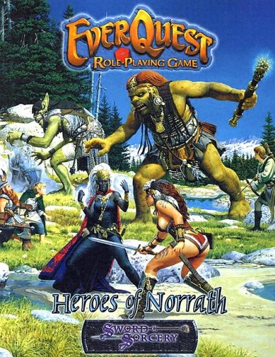 EverQuest Role Playing Game: Heroes of Norrath - Used