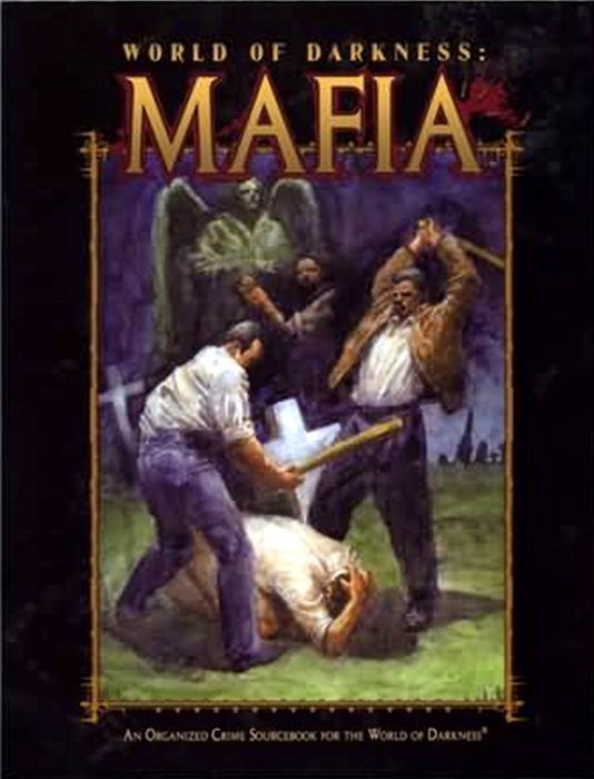 World of Darkness: Mafia - Used