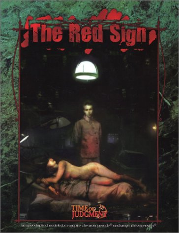 Vampire the Masquerade: The Red Sign - Used