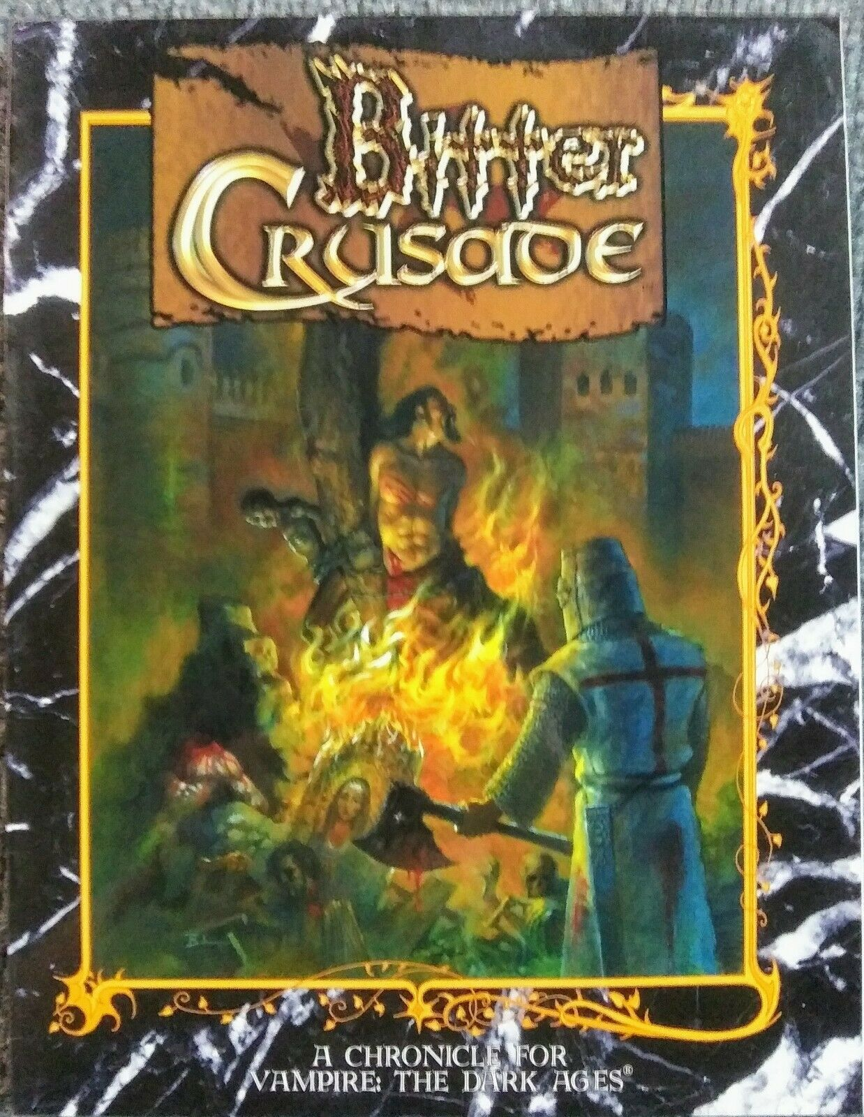 Vampire: The Dark Ages: Bitter Crusade - Used