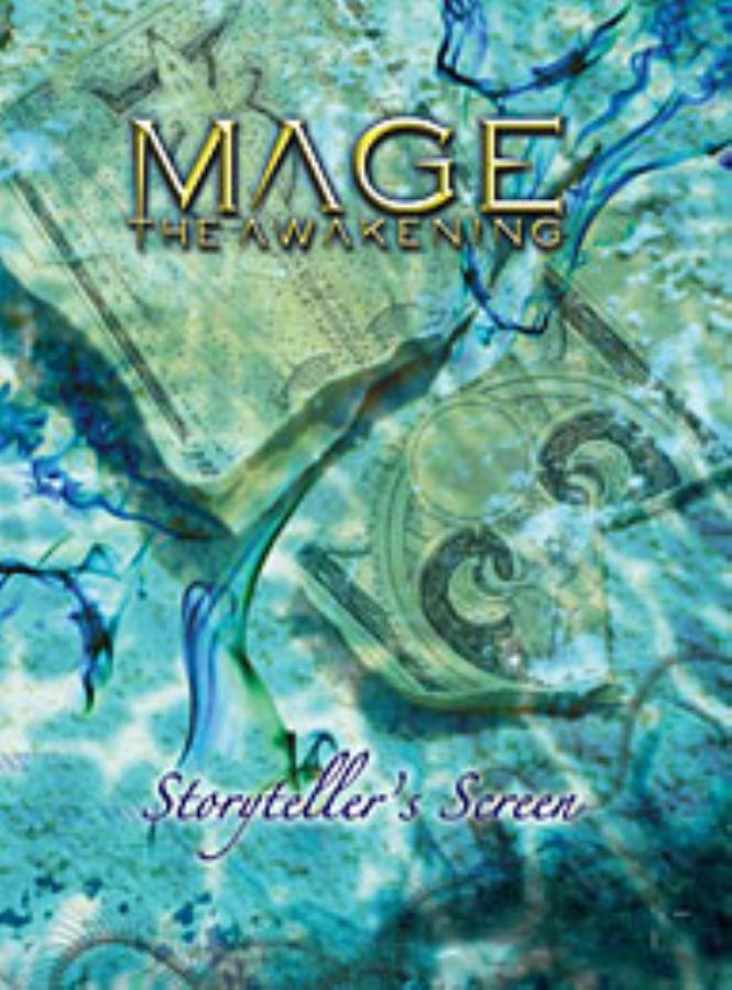 Mage: The Awakening: Storyteller's Screen - Used